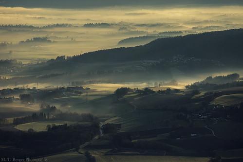 fog austria amazing view foggy kärnten carinthia hills amazingview magdalensberg foggyhills mtberger
