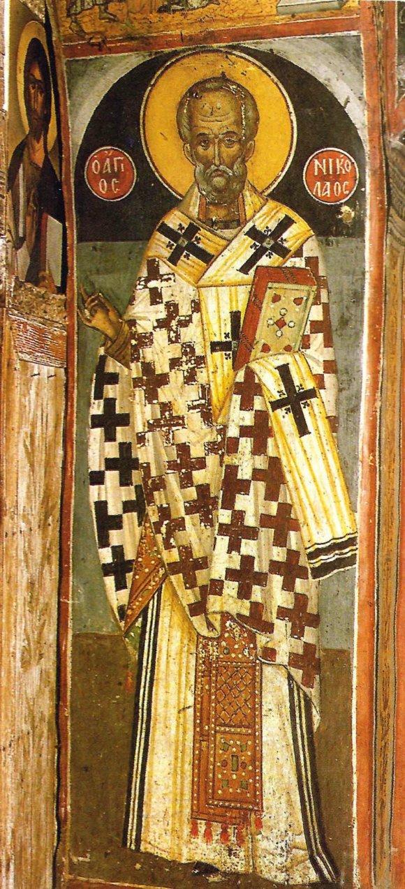 Sfantul Nicolae al Mirelor Liciei