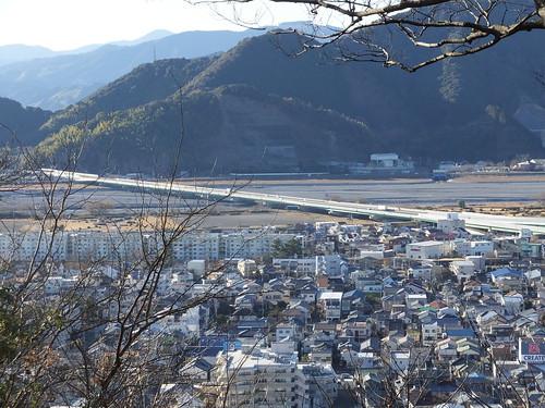 浅間神社 静岡市 2015初詣 賤機山