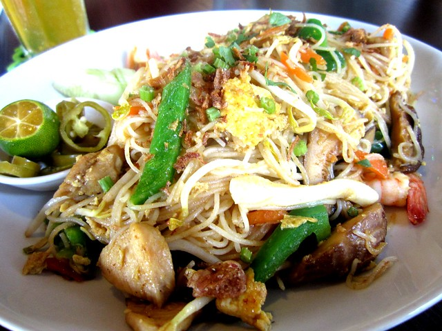 Cafe Ind Indonesian fried bihun