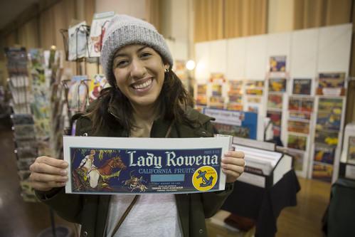 vintage paper fair lady rowena jan 10