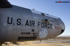 52-0008 - 16498 - NASA - Boeing NB-52B Stratofortress - Edwards AFB, California - 150103 - Steven Gray - FILE0531
