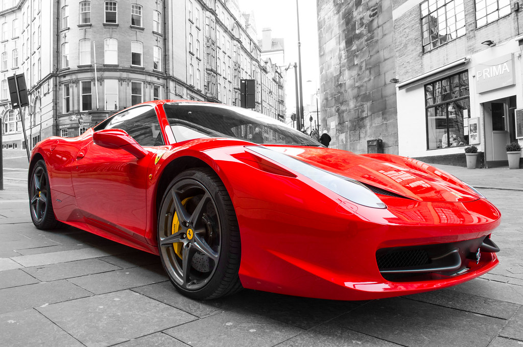 All Ferrari Models List Of Ferrari Cars Vehicles