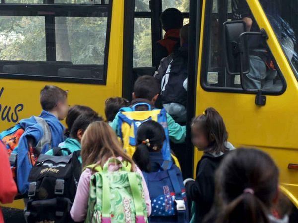 trasporto scuolabus