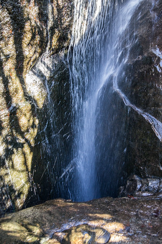 Spider Tunnel Falls - 2