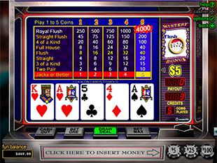 Mystery Bonus Poker