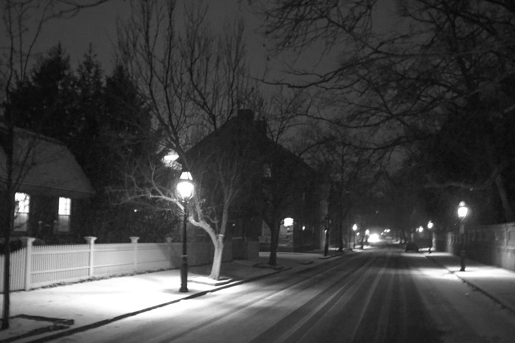 Snowy Benefit St.