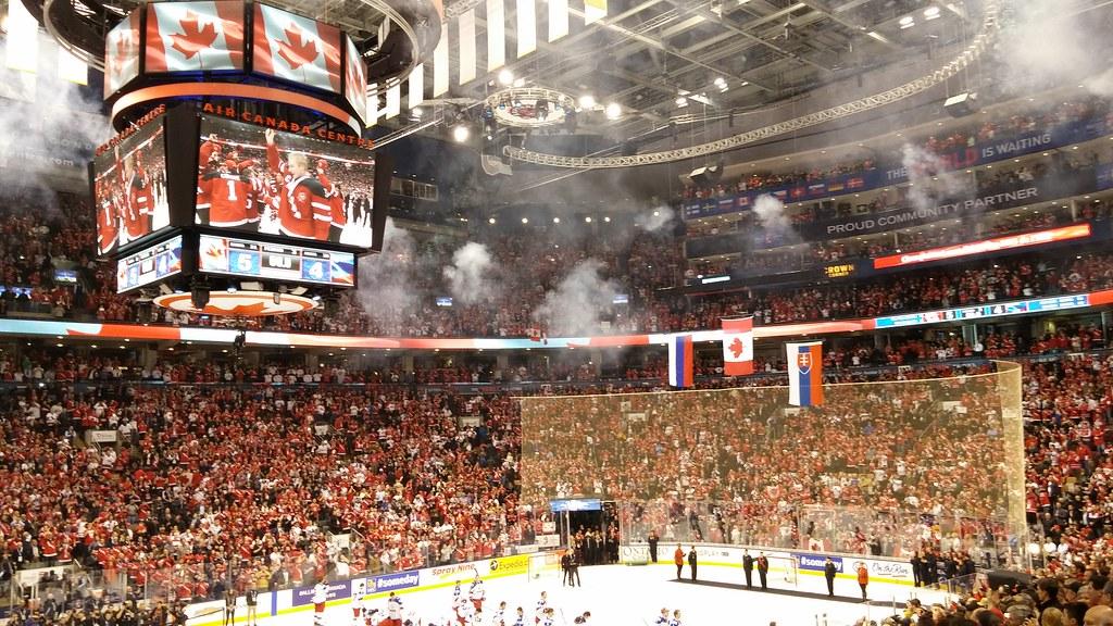 Canada vs.  Russia