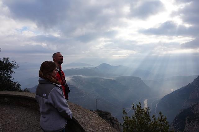 Rick at Montserrat