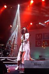 Aluna Francis (AlunaGeorge) - Meca Festival