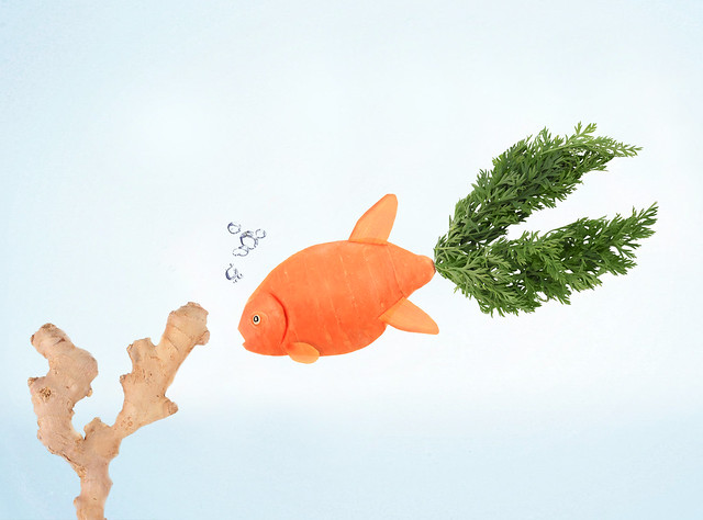 Carrot Goldfish