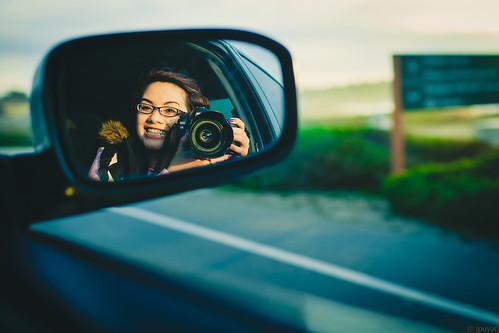 Kristine's Self-Portrait