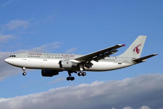 A7-ABO Airbus A.300B4-622R Qatar Airways