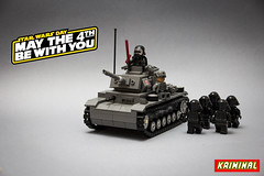 May the 4th - Star Wars Panzer III