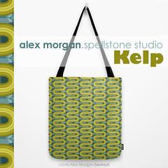 Kelp.tote bag