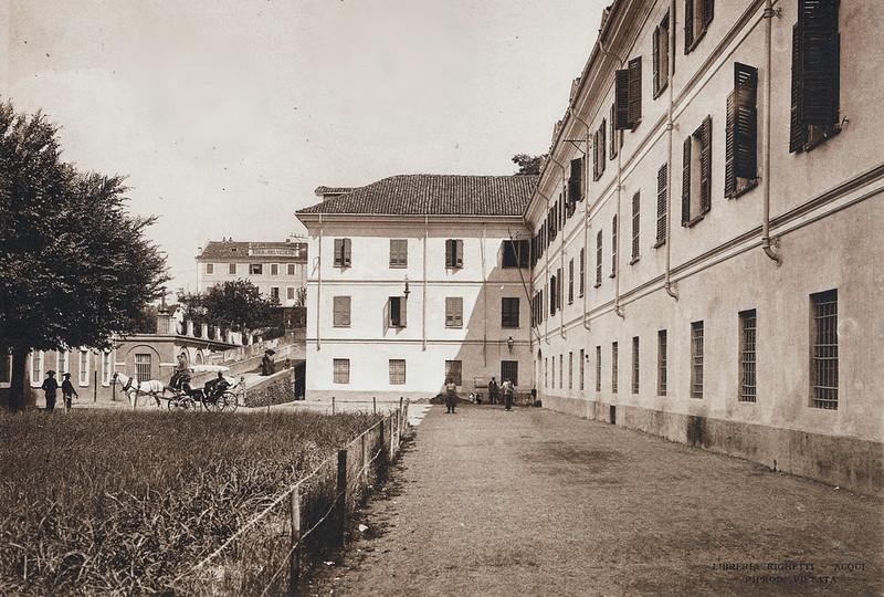 Stabilimento Termale Militare, Acqui Terme, Italy