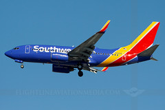 Southwest Airlines Boeing 737-7H4 N750SA