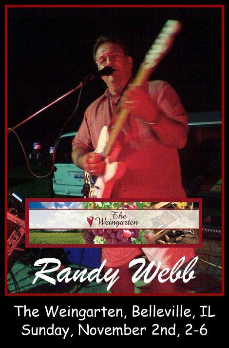 Randy Webb 11-1-14
