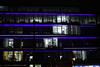 office building window row