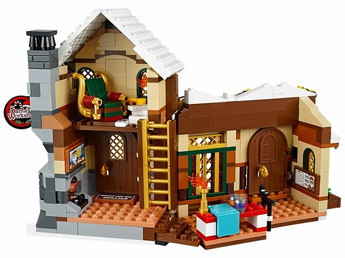 LEGO 10245 Santa's Workshop 24