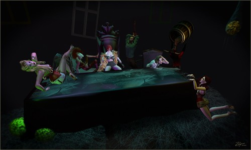 ROQUAIs Last Supper - 7 Sins (2/2)
