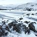 Rannoch Moor - Frozen by David Kendal
