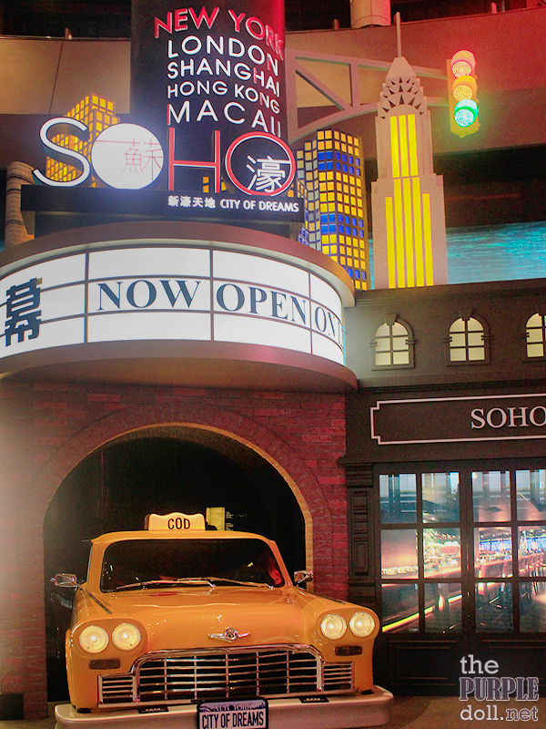 SOHO City of Dreams Macau