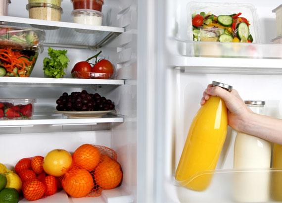 Como organizar a geladeira?
