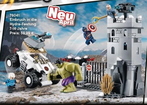 LEGO Super Heroes 76041