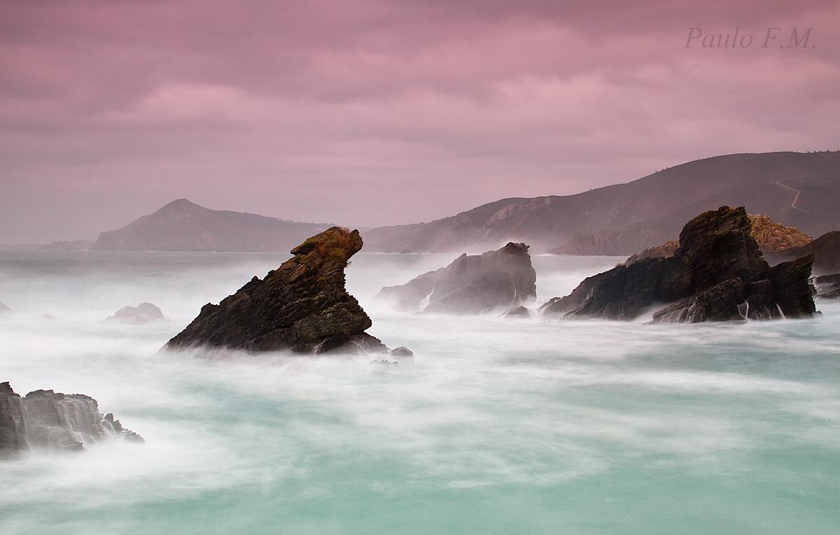 2131 - Rocas en Santa Comba - Ferrol