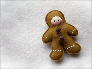 TAN Gingerbread Man: fair