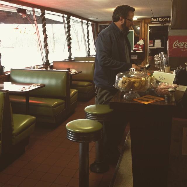 Diner #207gram #maine