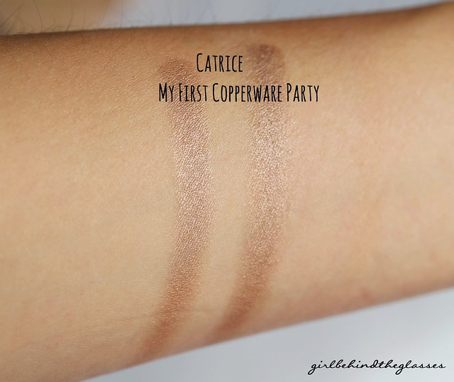 Catrice My First Copperware Party swatch