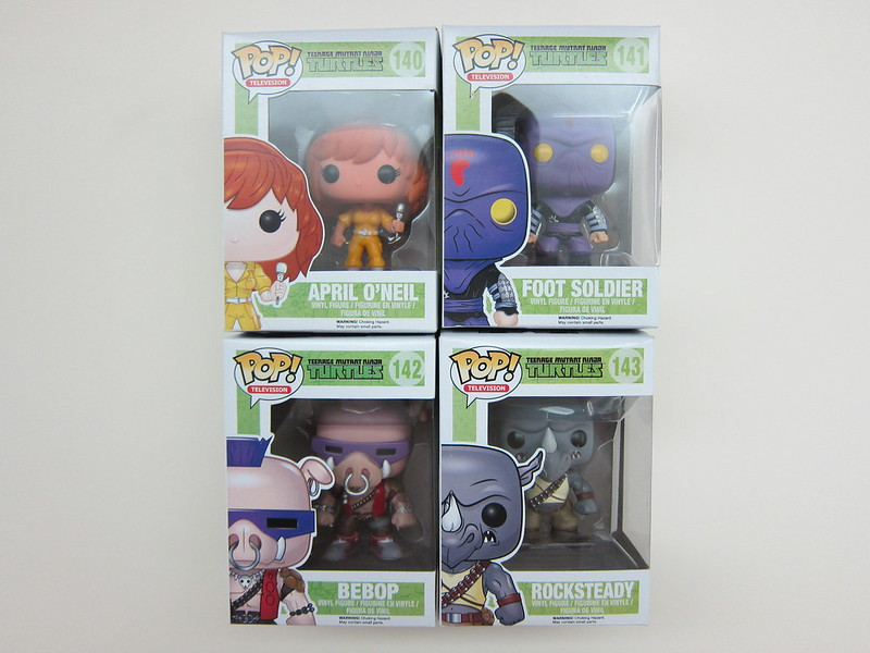 Funko Pop - Teenage Mutant Ninja Turtles #2 - Front