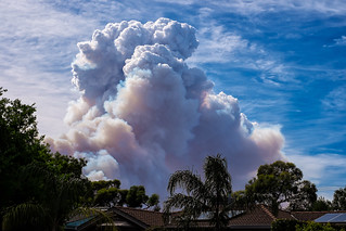 Adelaide Hills Fire