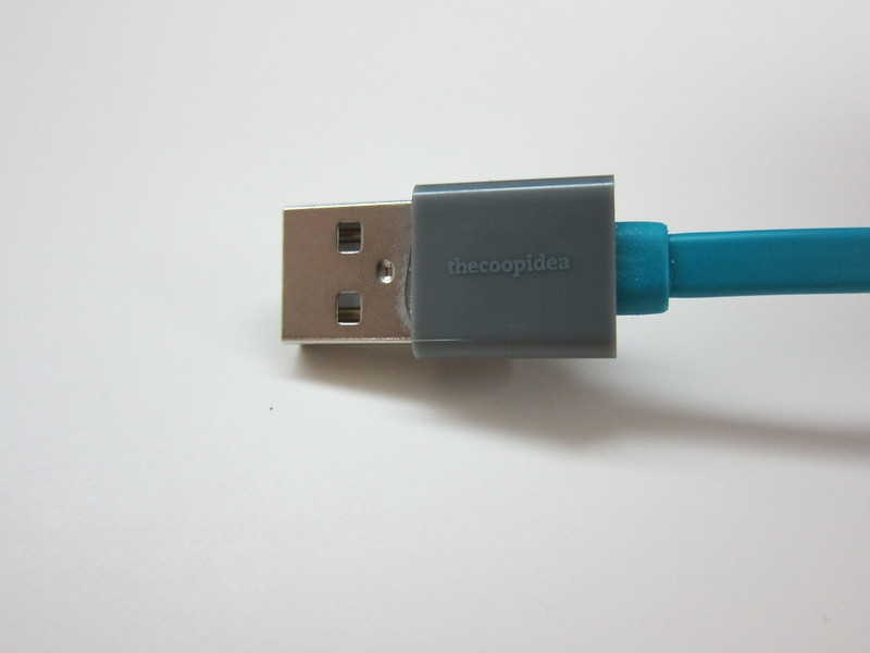 thecoopidea Pasta Lightning Cable - USB End
