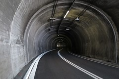 Oberalp Pass - Grind Tunnel