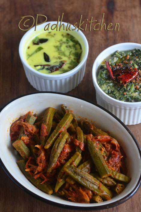 stuffed bhindi curry-stuffed lady's finger subzi
