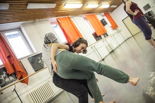 Workshop partneringu s Rado Piovarčim a Andreou Opavskou