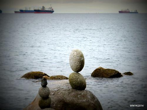 Rock Stack I
