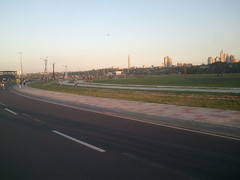 Asuncion, Costanera for which 50,000 people were forcefully relocated