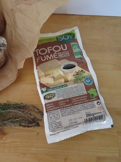 Pâté végétal aux champignons
