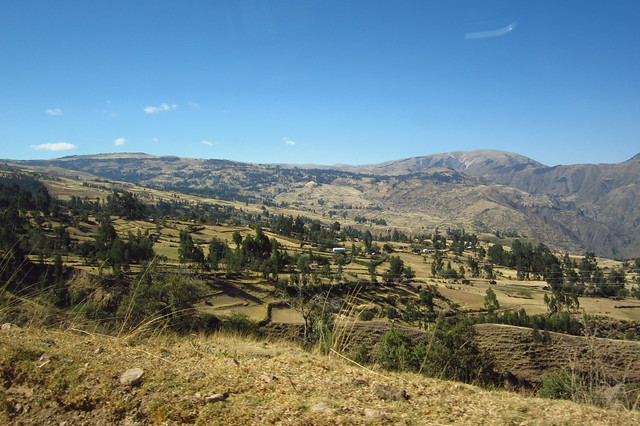 En Route to Vilcashuamán, Ayacucho, Peru