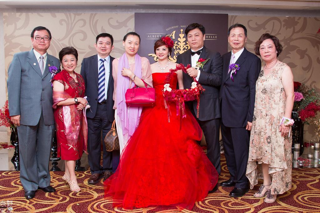 台南婚攝 大億麗緻酒店 (94)