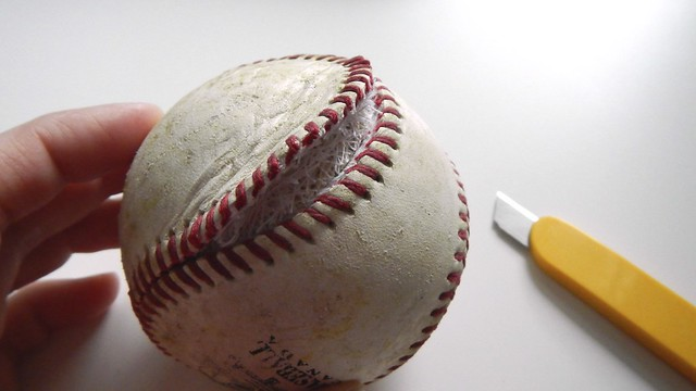 Baseball Keychain 11
