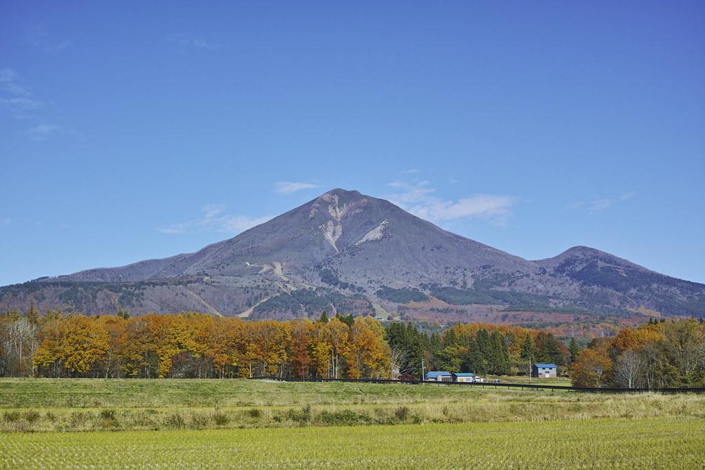 福島県磐梯山