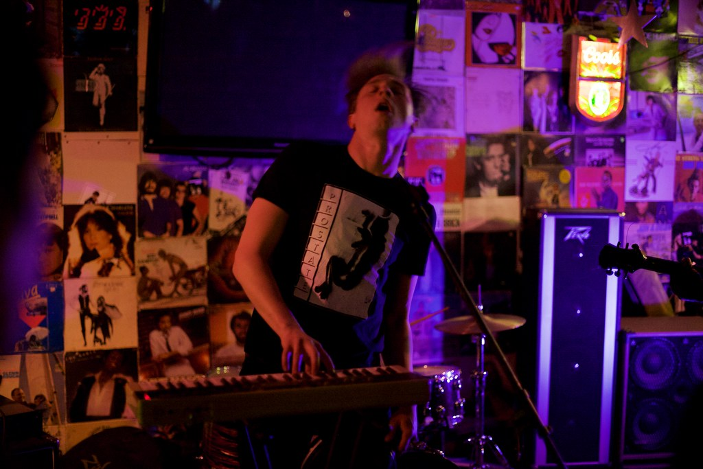 Worried Mothers at O'Leaver's Pub | Jan. 22, 2015