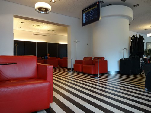 1. Klasse DB Lounge Berlin Hbf