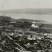 Looking north toward Pier 8 from Hillis foundry after great explosion, Halifax, Dec. 6, 1917 by Nova Scotia Archives