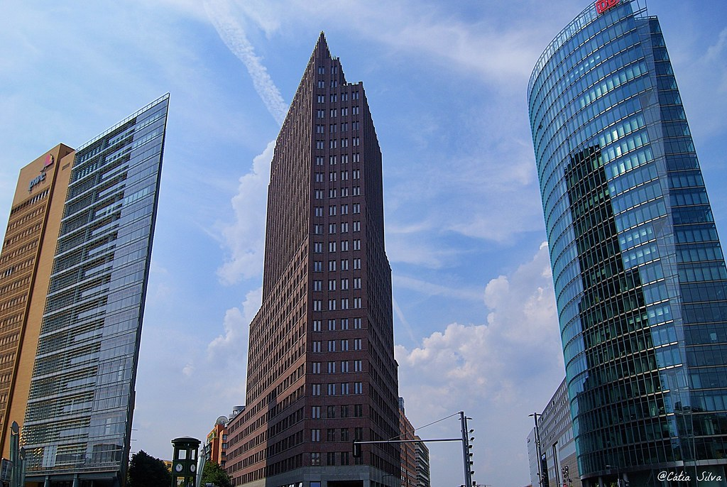 Around Berlin (10) Potsdamer Platz